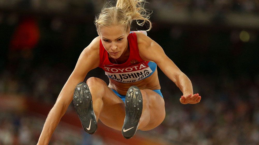 Russian Olympian Darya Klishina reveals she received offer to become escort