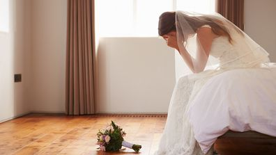 Woman reveals five devastating words her fiancé said on their wedding day