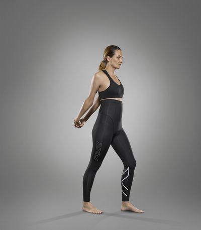 <strong>2XU Active Maternity Postnatal tights</strong>