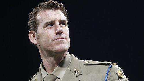 Australian war hero accused of 'coaching' mistress over black eye