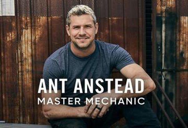 Ant Antstead Master Mechanic