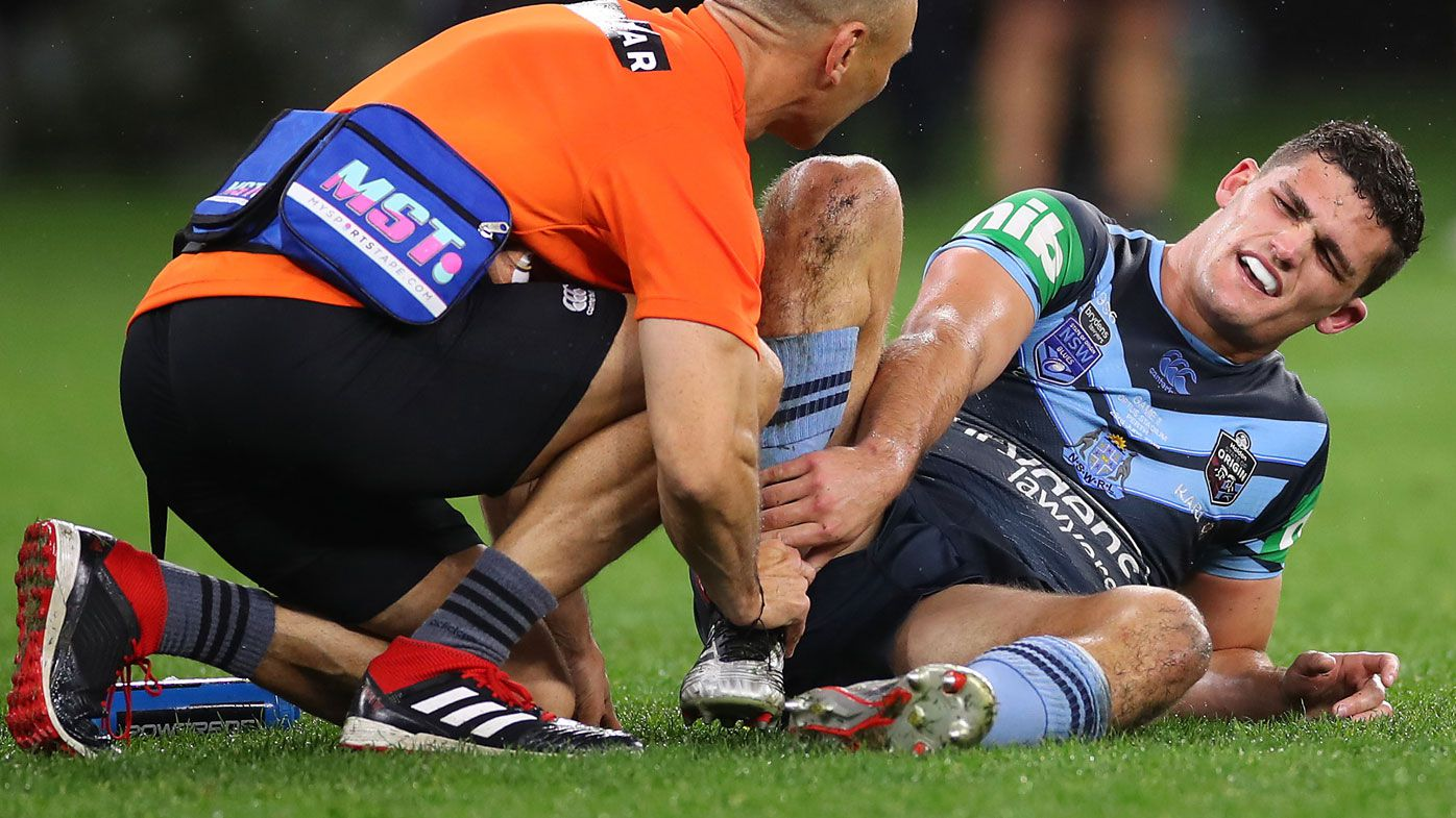 Cleary, Graham, Pearce? Phil Gould's NSW Origin halves twist for Brad Fittler