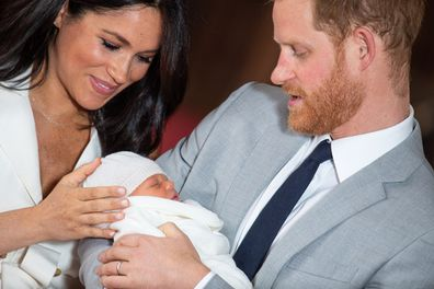 The couple welcomed their first child on May 6.