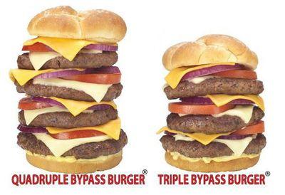 Bypass Burgers