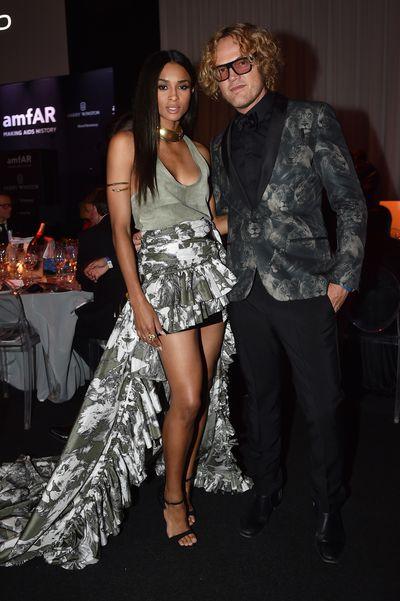 Peter Dundas and Ciara