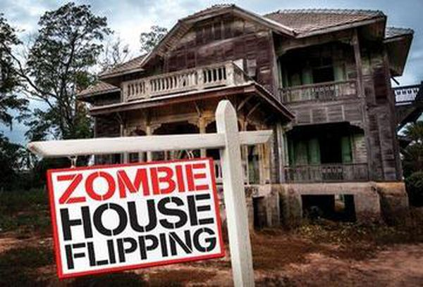 Zombie House Flipping Tv Show Australian Tv Guide The Fix