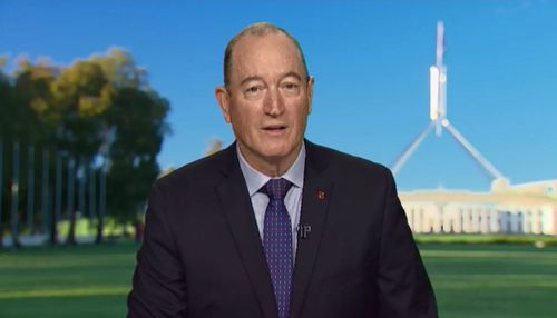 Senator Anning defended his comments on TODAY.