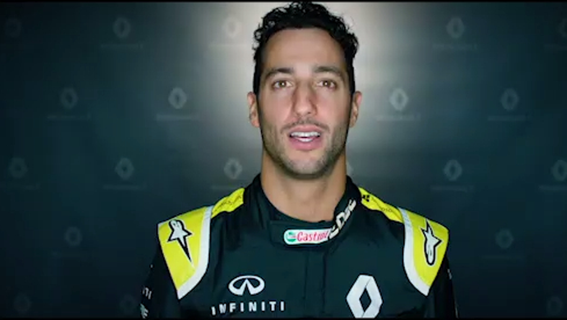 Daniel Ricciardo's biggest move yet