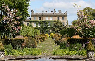 Highgrove House in Tetbury, England
