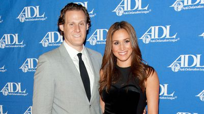 Meghan Markle: She's been married before