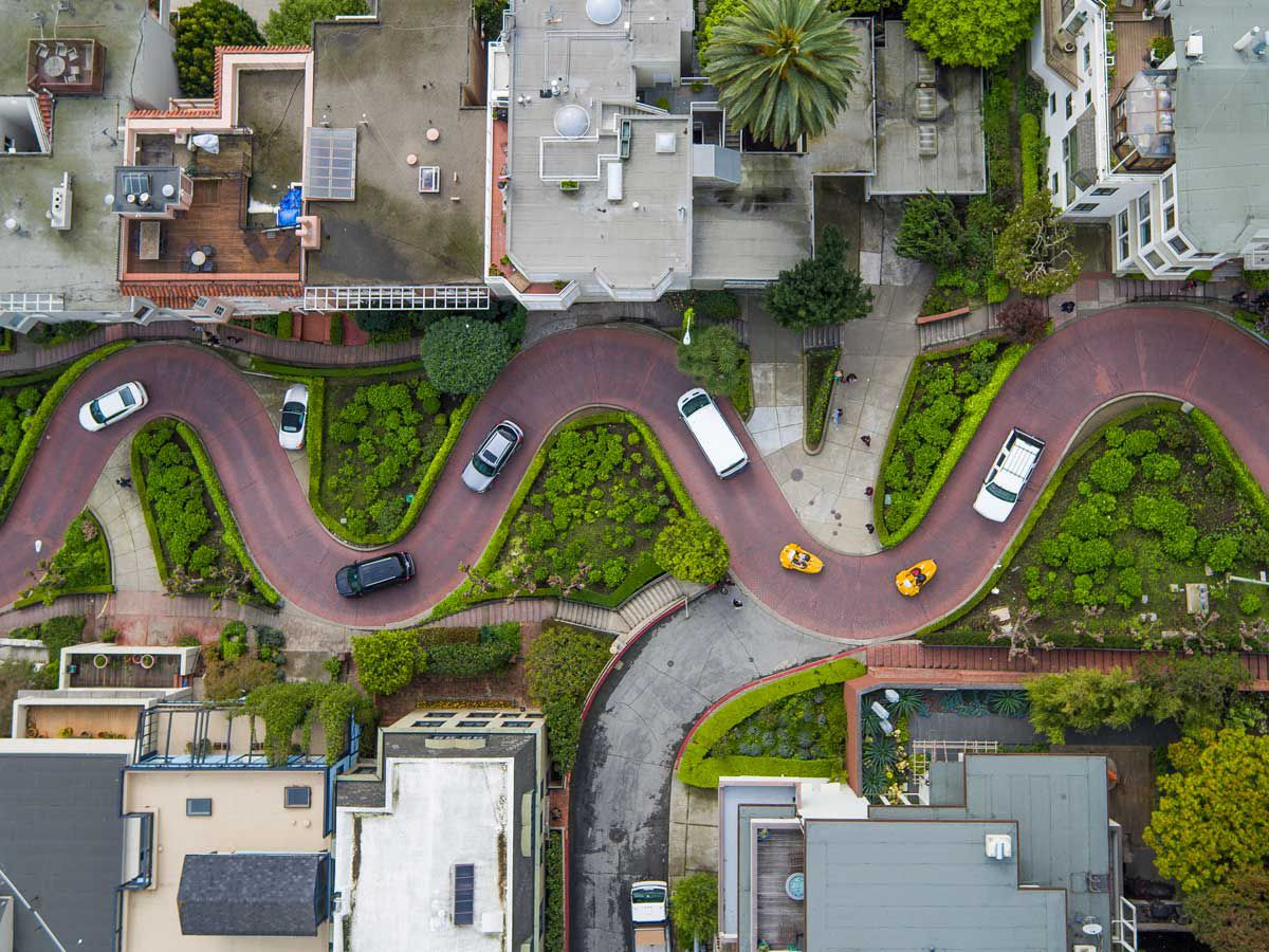 <strong>Lombard Street, San Francisco</strong>
