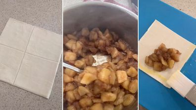 Woman's recipe for apple pie filling on par with McDonald's viewed over half a million times