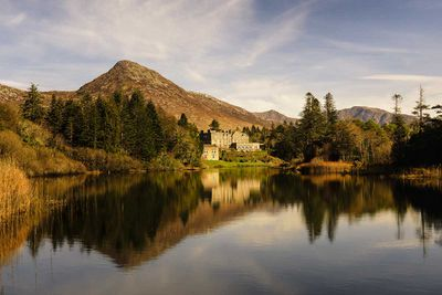 <strong>Ballynahinch Castle Hotel, Ireland</strong>