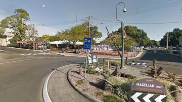A man has been arrested after a 12-year-old girl was allegedly sexually assaulted in Lismore.