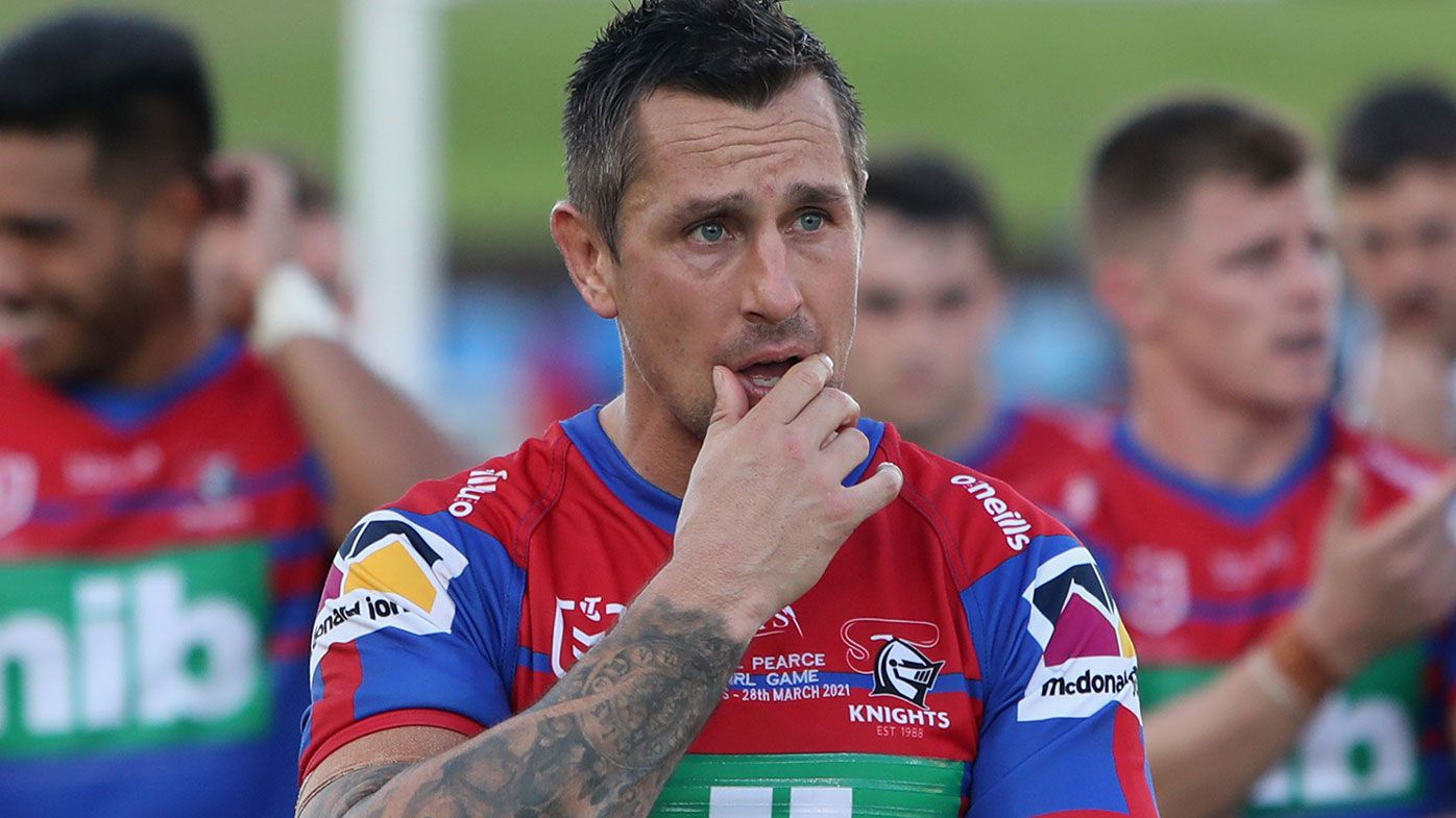 Mitchell Pearce to miss 10 weeks, Knights look to secure Jake Clifford early