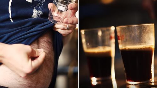 Buttons up: Victorian brewers make beer from belly button fluff