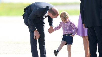<strong>Prince William and Duchess Kate are just like other parents</strong>