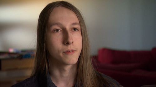 Daniel, 16, was dragged around school in a choke hold.