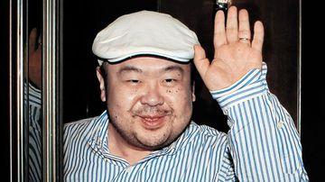 Kim Jong-nam. (AFP)