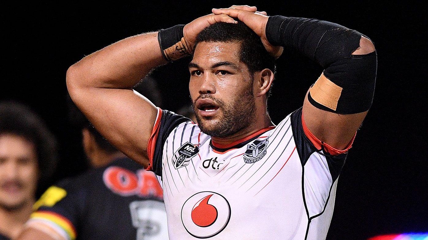 Underperforming Adam Blair labelled 'dumbest' Warriors' signing