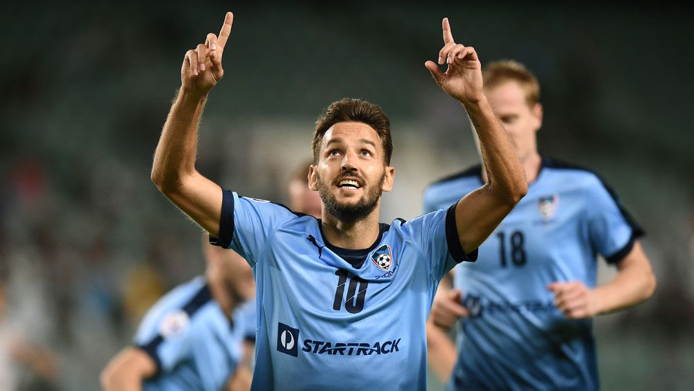 Sydney FC beat Pohang, on verge of ACL 16