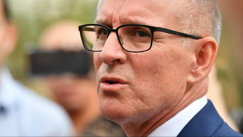 SA Premier Jay Weatherill could lose government. (AAP)