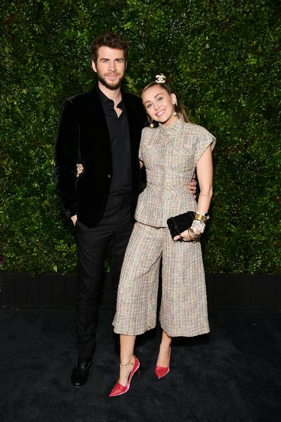 Miley Cyrus and husband Liam Hemsworth step out for date night