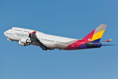 3. Asiana Airlines