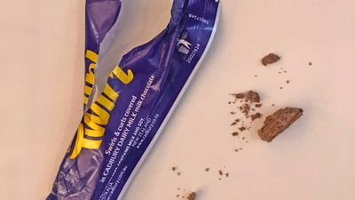 Journalist's disappointing chocolate discovery