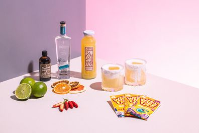 Cocktail Porter's DIY Tommy's margarita kits