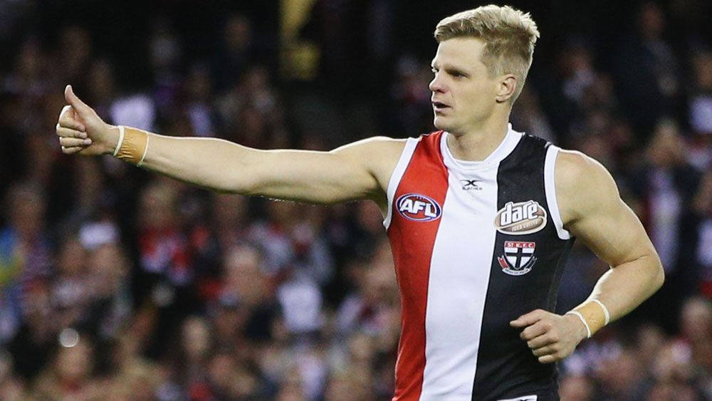 St Kilda veteran Nick Riewoldt given fitting farewell with home win over North Melbourne
