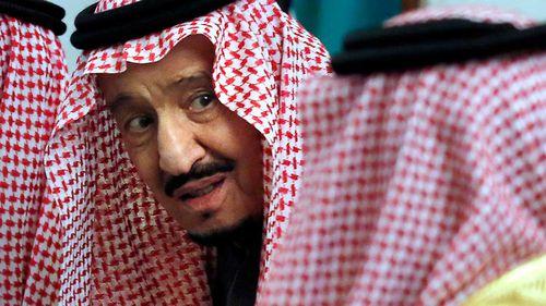King Salman is the head of state in Saudi Arabia.