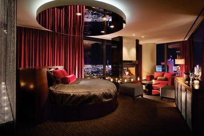 <strong>Two-Story Sky Villa, Palms Casino Resort, Las Vegas</strong>