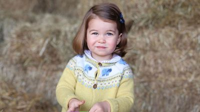 Princess Charlotte celebrated her second birthday, May 2017