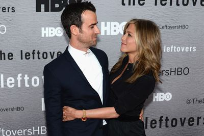 <br/>Finally! Jennifer Aniston and beau Justin Theroux have put an end to their recent red carpet drought... with oodles of canoodles at the NY premiere of<i>The Leftovers</I> this morning. <br/><br/>And doesn't Jen look smokin' while supporting her man's HBO series! *wolf whistles*<br/><br/>Check out all the pics from the couple's PDA-packed parade here... <br/>