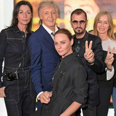 Ringo Star and Paul McCartney