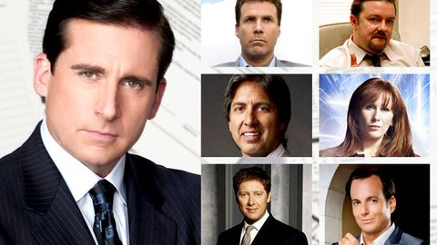 Pretty much every comedian in the world is lining up to replace Steve Carell in The Office