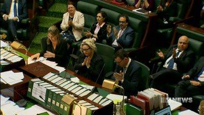 Confidence in Victorian death bill victory