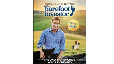 The barefoot investor by scott pape 9honey review the barefoot investor by scott pape malvernweather Images
