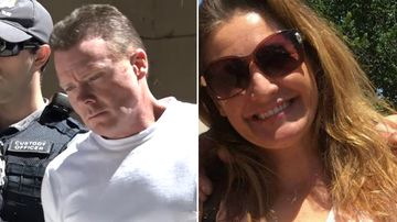 'It was an accident,' yells man accused of murdering mum