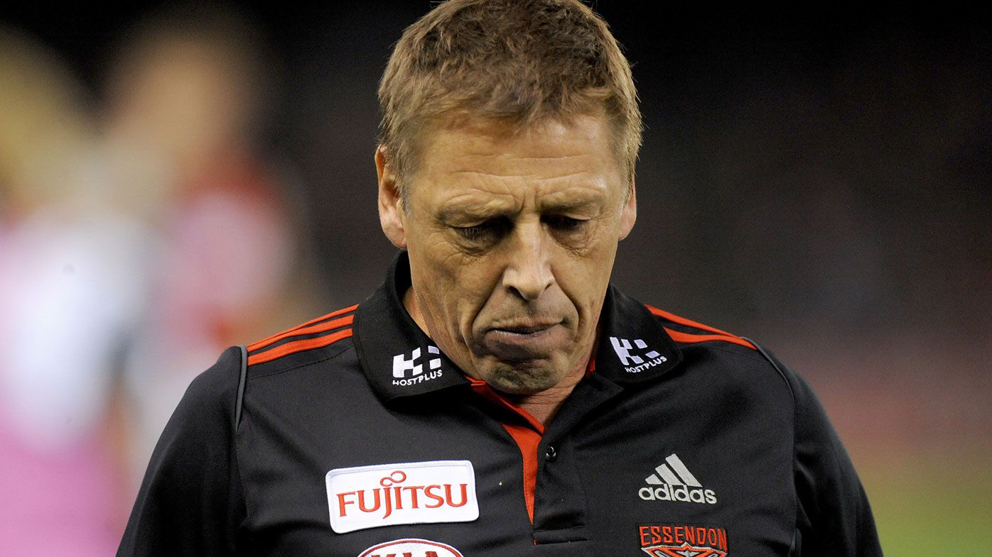 Mark 'Bomber' Thompson's decline and drugs charges headlines week to forget for AFL