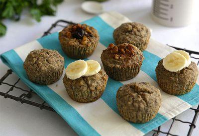 "Recipe: <a href=""http://kitchen.nine.com.au/2016/05/20/11/11/jacqueline-alwills-quinoa-muffins"" target=""_top"">Jacqueline Alwill's quinoa muffins</a>"