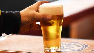 More and more Aussie drinkers are choosing mid-strength beers and non-alcoholic beverages over full-strength brews.