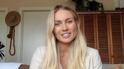Elyse Knowles opens up about her 'rough' first trimester
