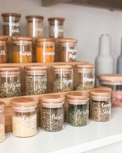 How to organise your pantry: Woman's organisation hack goes