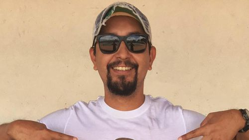Carlos Munoz Portal was scouting locations for 'Narcos' when he was killed in Mexico. (Facebook)