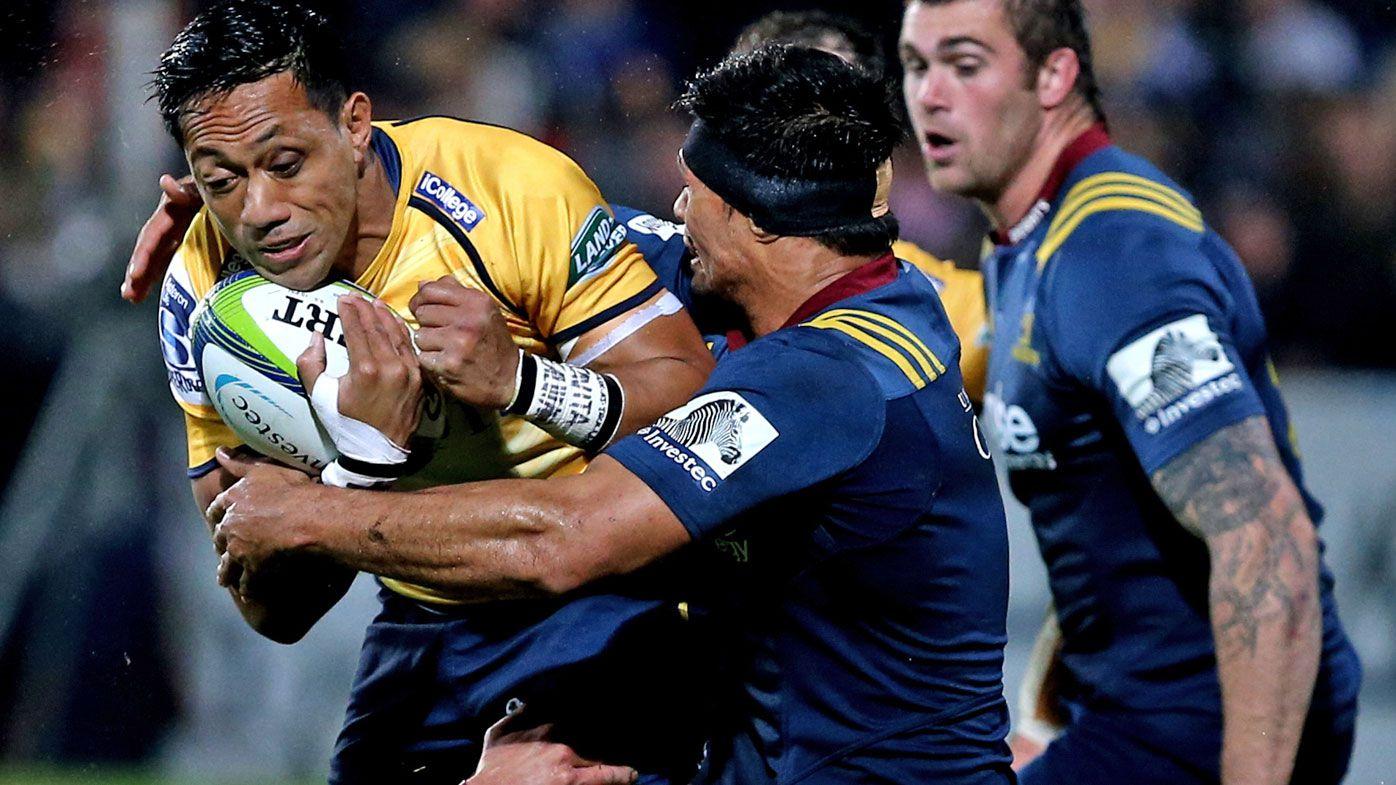 Brumbies lose to Highlanders in NZ