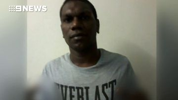 Man found guilty of attacking two men outside Darwin home