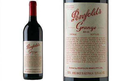$30,000 Penfolds Grange 1952