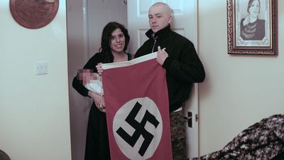 Couple who named their child after Hitler out of 'admiration' jailed